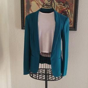 Rag & Bone unstructured blazer with shawl collar
